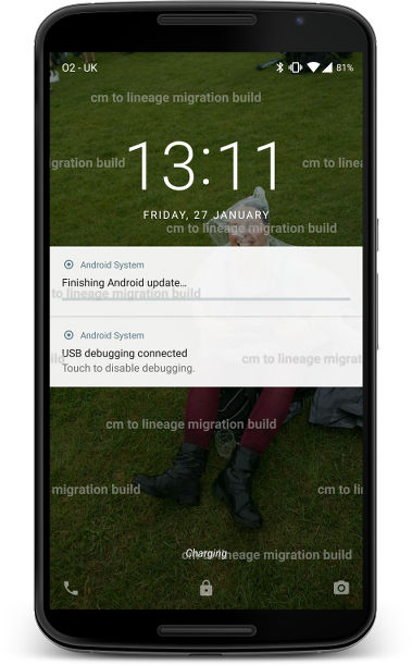 Dirty Flashing LineageOS for the Nexus 6 – Terence Eden's Blog