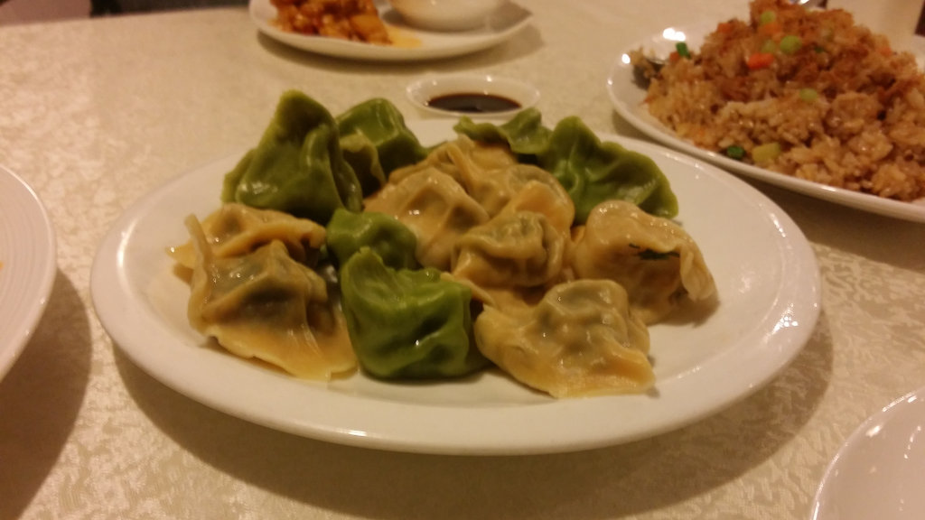 A dozen delicious dumplings