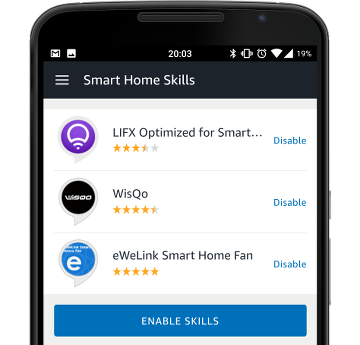 Alexa powered smarthome control for Sonoff – Terence Eden's Blog