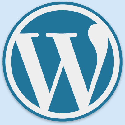 The Logo for WordPress