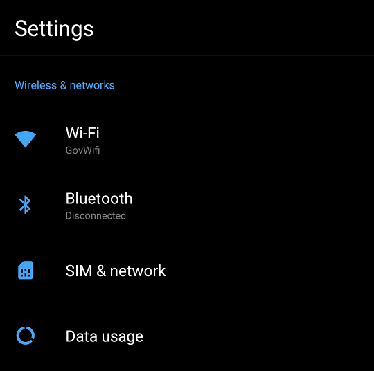 Enabling Voice-Over-WiFi on the OnePlus 5T and Three UK – Terence