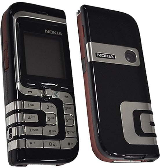 A Nokia phone.