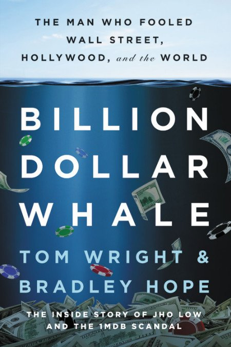 Billion Dollar Whale Cover.
