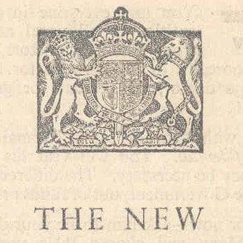 An ink-smeared logo.