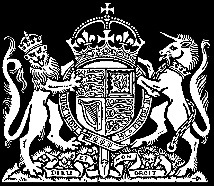 A nicely sharpened image of the coat of arms.