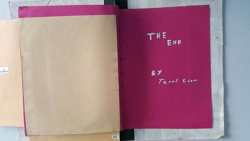 The End - by Terry Eden