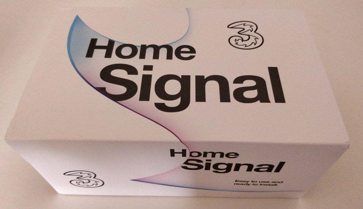 Home Signal Box.