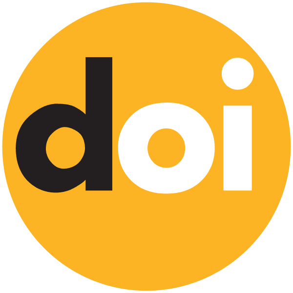 The DOI logo.