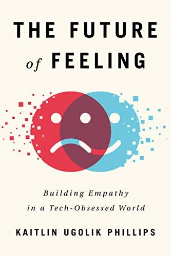 A smiley emoji and a sad emoji on a book cover.