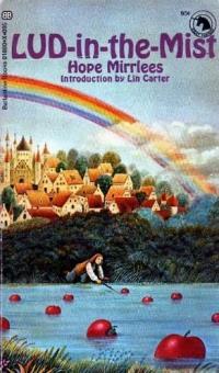 A rainbow over a river.