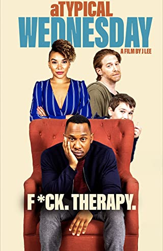 A movie poster which reads Fuck Therapy.