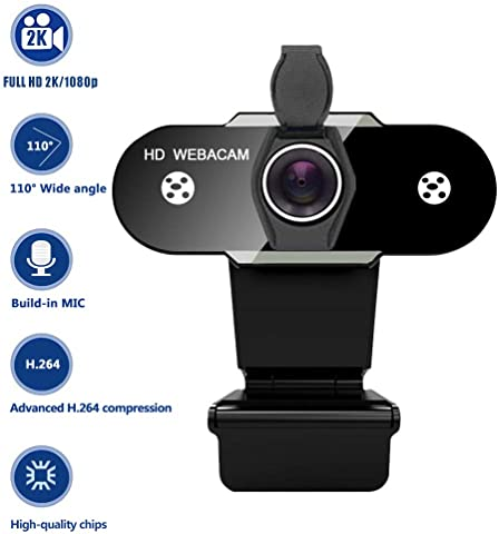 A generic looking webcam.