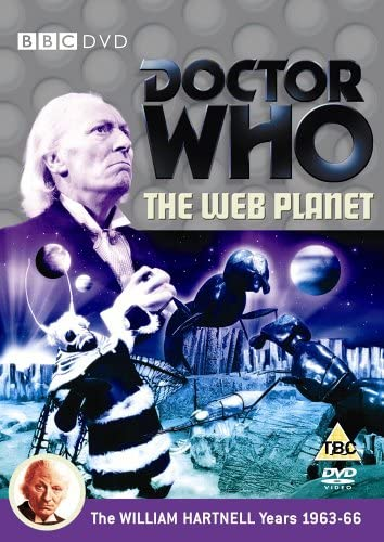 Doctor Who DVD.
