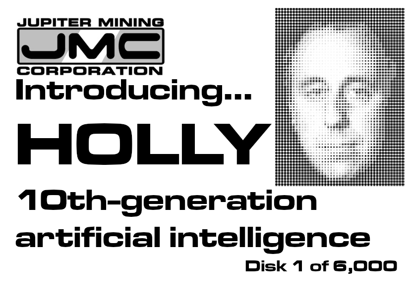 Introducing Hool. Disk 1 of 6000.
