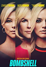 Three identikit blonde white women stare at the camera.