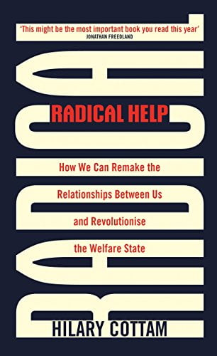 Book cover for Radical Help.