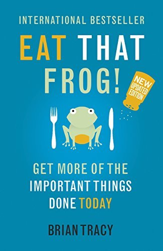 Book cover showing a frog waiting to be eaten.