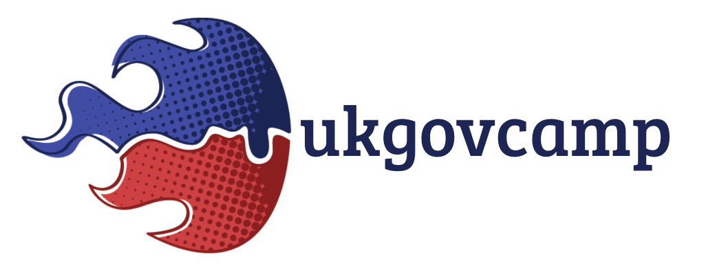 UK GovCamp logo.