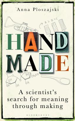 A handmade book cover.