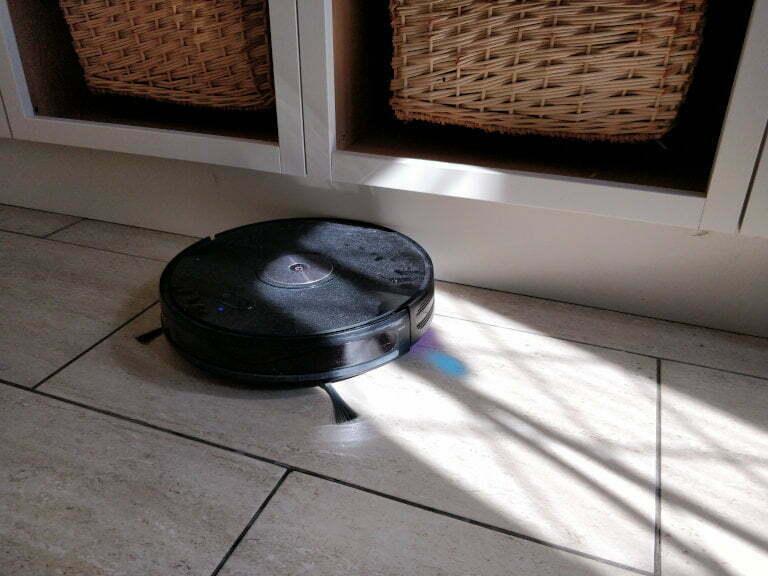 Cleaner in sunlight.