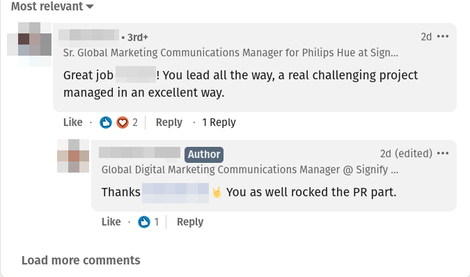 People on linkedin wanking themselves dry over how clever they are.