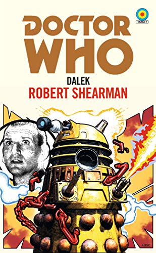 Book cover featuring a DALEK.