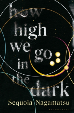 Book cover featuring three dots surrounded by circles.